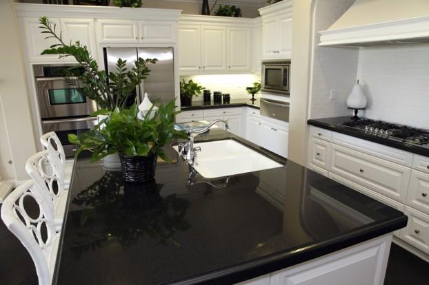 Absolute Black Granit Tezgah Modeli Fiyatı