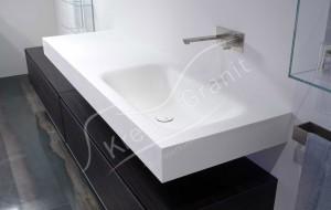 Corian Banyo Tezgahı Modelleri