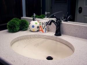 Çimstone Banyo Tezgahı