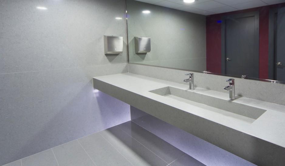 Çimstone Tundra Banyo Tezgahı