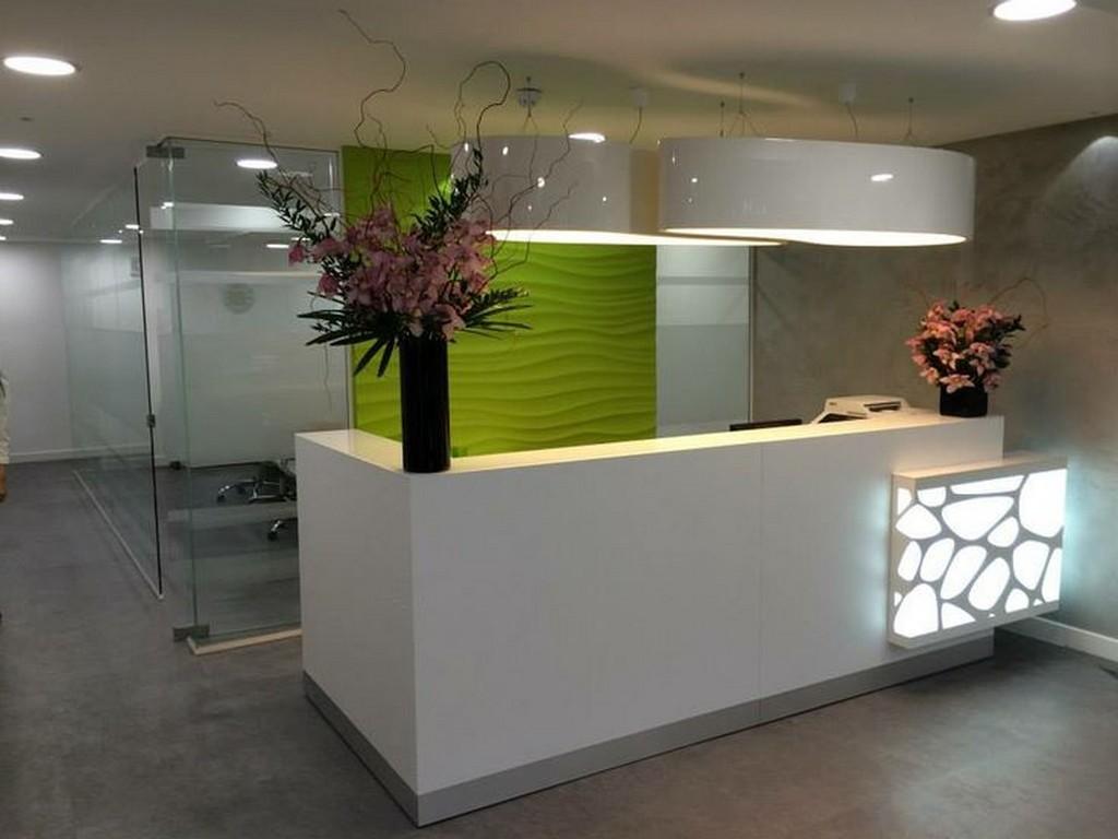 Corian Banko Tasarımları