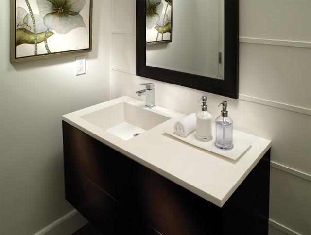 Corian Banyo Tezgahı Kartal