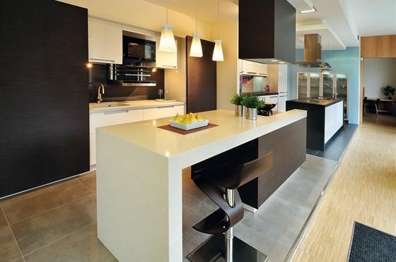 Maltepe Çimstone Mutfak Tezgahı Showroom