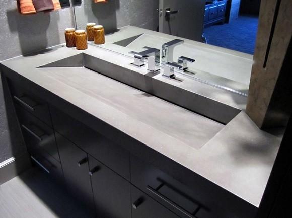 Corian Banyo Lavabo Tezgahı Fiyatları
