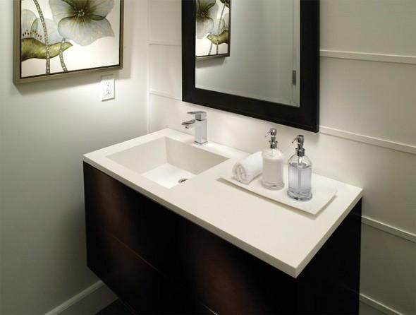 Corian Banyo Tezgahları