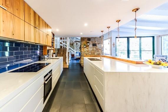 Küçükçekmece Corian Mutfak Tezgahları