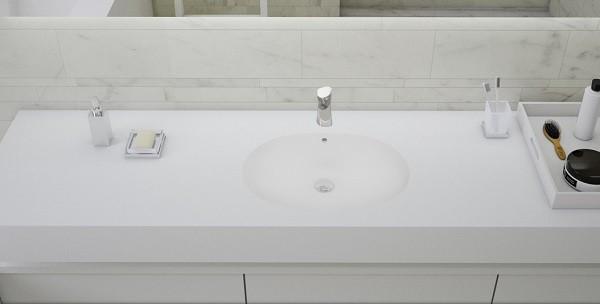 Corian Banyo Lavabosu Çeşitleri