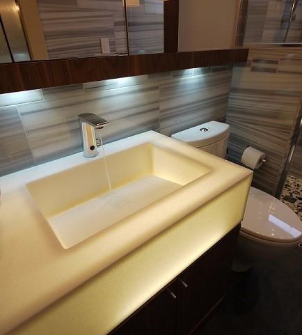 Akasya Acıbadem Banyo Dekorasyonu Yenileme
