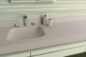 Corian Clay Banyo Tezgahı Fiyatı
