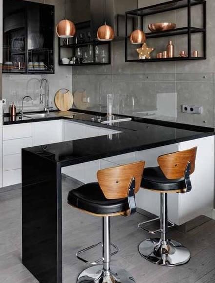 Siyah Mutfak Tezgahı M2 Fiyatı