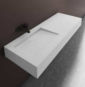 Beylikdüzü Corian Banyo Lavabosu