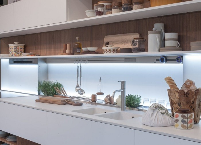 Silivri Corian Mutfak Tezgahı