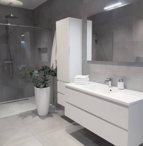İkitelli Corian Banyo Tezgahı