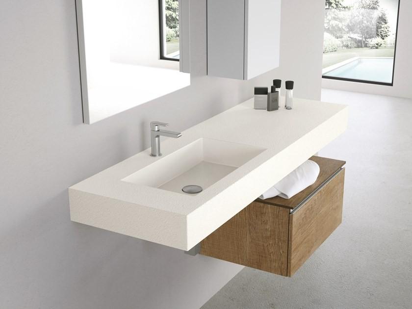 Uşak Corian Banyo Tezgahı