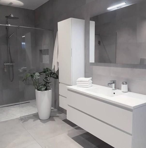 Çanakkale Corian Banyo Tezgahı