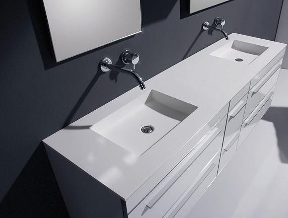 Kuşadası Corian Banyo Lavabosu