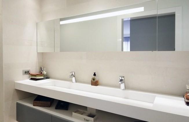 Şekerpınar Corian Banyo Tezgahı