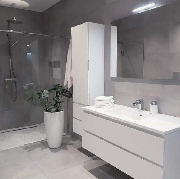 Alaplı Corian Banyo Lavabo Modelleri