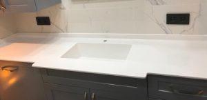 Bağlıca Corian Banyo Tezgahı