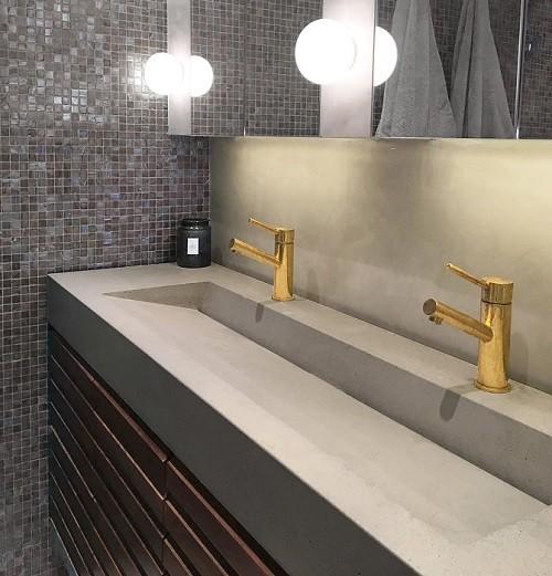 Karabağlar Corian Banyo Lavabosu