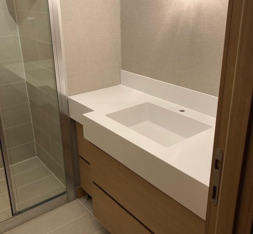 Karabük Corian Banyo Tezgahı